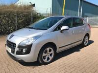 ***PEUGEOT 3008 1.6 HDI SPORT AUTOMATIC+LOW MILAGE+DRIVES LOVELY***