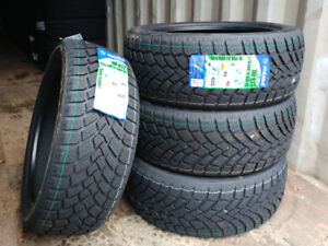 New 225/45R18 winter tires, $420 for 4
