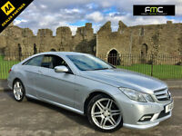 2009 Mercedes-Benz E350cdi Sport Coupe BlueEFFICIENCY **Full Service History**