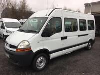 Renault Master 2.5TD 100.39 L3 H2 minibus