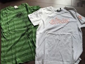 Element and etnies lot