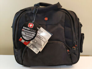 Swissgear Padded 15 inch Laptop Bag, New with tags