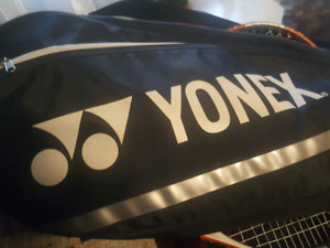 2 Head Tennis Racquets and Court Bag