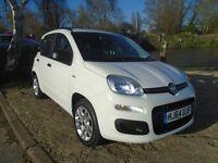 Fiat Panda 1.2 EASY (white) 2014