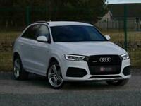 Audi Q3 2.0 TDI S line Plus Quattro SUV Diesel Automatic
