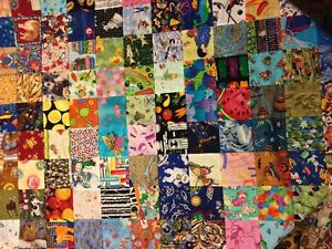 Eye spy quilts for baby or toddler