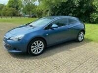 2013 Vauxhall Astra GTC 1.4 SRI S/S 3d 138 BHP Hatchback Petrol Manual