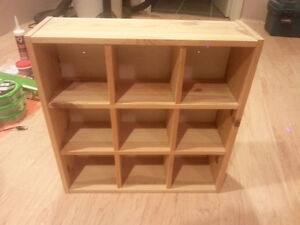 (2) Wooden Shelving Units - Looking for a Good Home