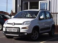 2014 Fiat Panda 1.3 Multijet 4x4 5dr 5 door Hatchback