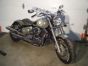 Yamaha VSTAR 650 1999 Style Bobber