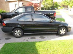 1996 Honda Civic Coupe (2 door)
