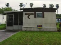 Mobile home located in Harlingen, Texas