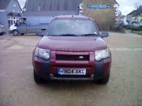 Land Rover Freelander 1.8 2004MY S