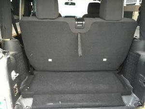 Jeep Wrangler 2 door - 2007 and up JL  StealthBox Sub and Amp
