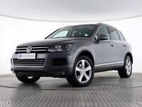 2012 Volkswagen Touareg 3.0 TDI V6 SE Tiptronic 4x4 5dr (start/stop)