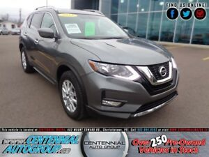 Nissan Rogue AWD 4dr 2017
