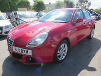 2011 Alfa Romeo Giulietta 1.6 JTDM-2 Lusso 5dr