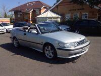 2003 Saab convertible turbo