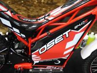 OSET 24R Trials bike Oset main dealers Finance available