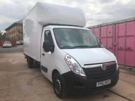 Vauxhall Movano 2.3CDTI LWB LUTON WITH TAIL LIFT FOR SALE