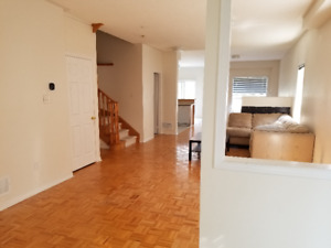 4 Bed 2 1/2 bath home for rent in Richmond hill Available Now