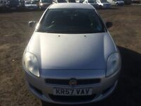 FIAT BRAVO ACTIVE 90 - 1368cc 2008 LOW MILES