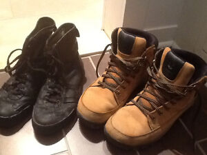 2 paires de chaussures Homme (taille 10,5 - 11)