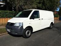 2008 Volkswagen Transporter 1.9 TDi PD (102PS) LWB T30 AIR CON NO VAT
