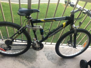 21 speed Supercycle Mountain Bike