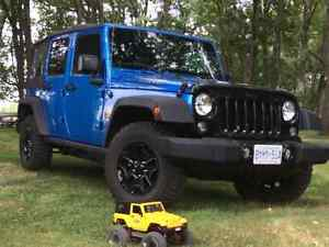 2016 Jeep Wrangler Willis SUV, Crossover