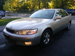 1997 Lexus ES300 sedan Loaded
