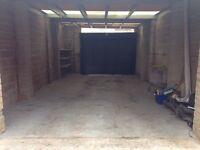 Storage Facility to rent. Edgbaston/Moseley/Balsall Heath