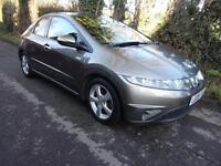 Honda Civic 1.8i-VTEC ( lth ) i-Shift SE 2008 PRESTON