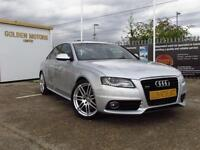 Audi A4 TDi Quattro S Line S-TRONIC Special Edition DIESEL AUTOMATIC 2010/10