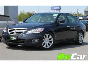 2009 Hyundai Genesis 3.8 | LEATHER | NAV | SUNROOF