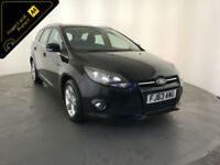 2013 63 FORD FOCUS ZETEC ECONETIC TDCI DIESEL 1 OWNER SERVICE HISTORY FINANCE PX