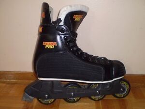 Patin a roue alignees Ultra Pro CCM Roller Blades