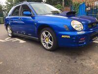 Subaru Impreza wrx swap Bmw Audi vw