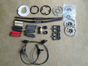 BIKE PARTS !!!   (prices in ad)