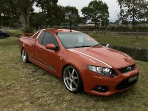 2013 FPV GS FG MK2 Orange 6 Speed Manual Utility Mayfield East Newcastle Area Preview