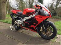 Aprilia rsv1000 r 2005 16k possible px car bike