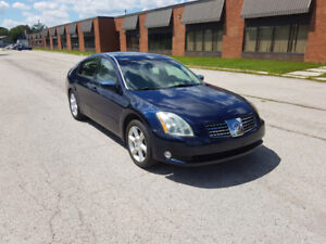 2006 Nissan Maxima 3.5  CERTIFIED / WARRANTY INCLUDED