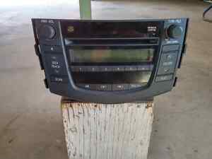 Car Stereo Deck (double DIN)