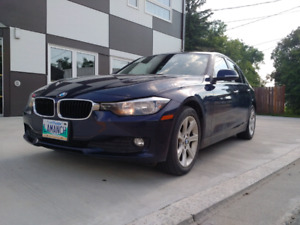 BMW 320i  accidents free