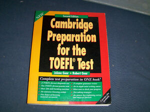 CAMBRIDGE PREPARATION FOR THE TOEFL TEST-1996-2ND EDITION
