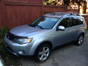 2008 Mitsubishi Outlander XLS 4X4 6 cyl for sale