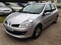 RENAULT CLIO 1.2 ( 100bhp ) SPORT TOURER DYNAMIQUE *PANORAMIC ROOF*
