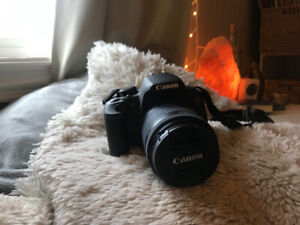 CANON t5i with 18-55mm Lens + 50mm Lens