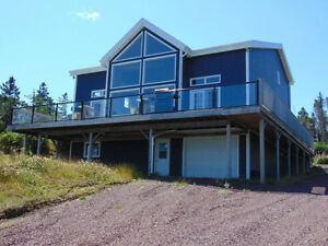 Beautiful Ocean Front Property in Chapel Arm, Newfoundland