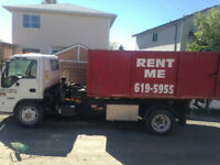 JUNK REMOVAL GARBAGE REMOVAL DUMPSTER RENTALS